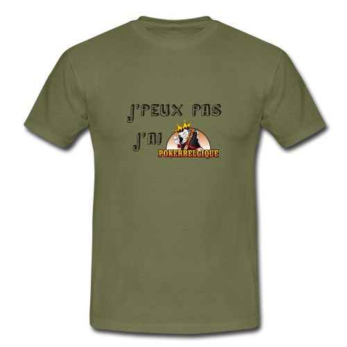 J'peux pas j'ai PB - T-shirt Homme