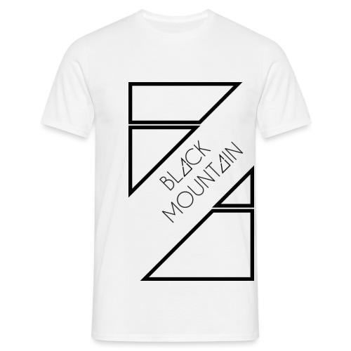 Black Mountain traccia - Maglietta da uomo