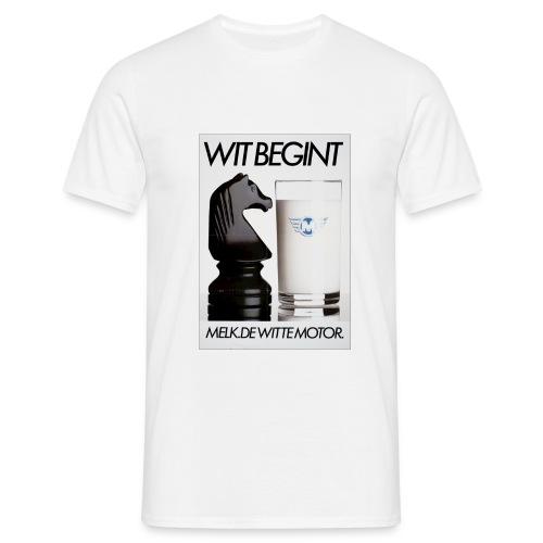 Melk - Mannen T-shirt