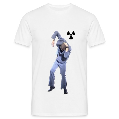 CHERNOBYL CHILD - HOW TO DANCE AT A RAVE - T-shirt herr