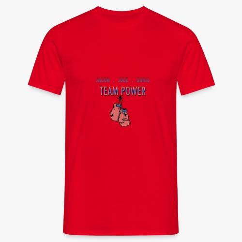 Team Power Design - Men's T-Shirt