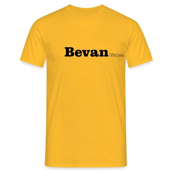 bevan wales black
