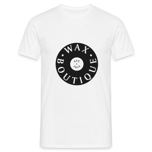 Wax Boutique Logo Goed png - Mannen T-shirt