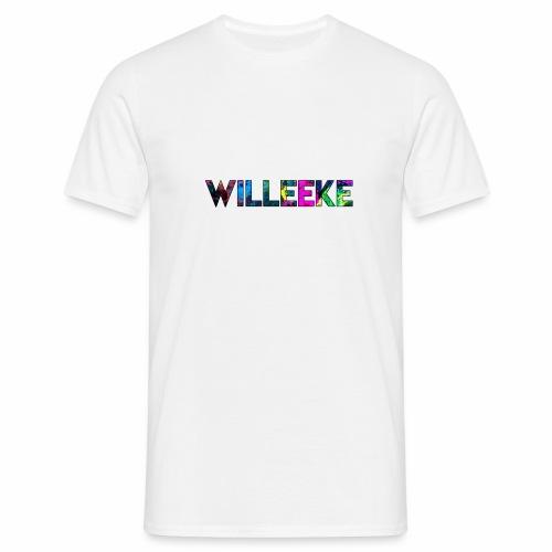 willeeke graffiti - T-shirt herr