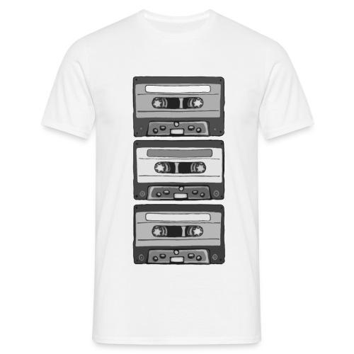 Colorless Cassettes - T-shirt herr