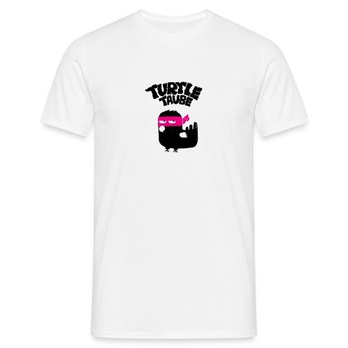 Turtletaube - Männer T-Shirt
