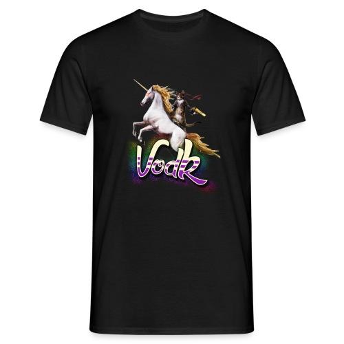 VodK licorne png - T-shirt Homme