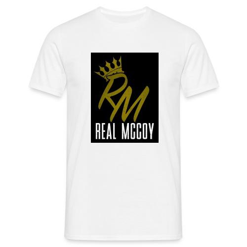 RM LOGO - Men's T-Shirt