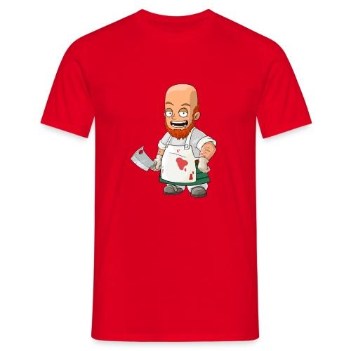 butcher - Herre-T-shirt