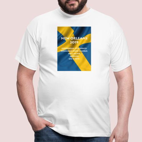 NewOrelans - T-shirt herr
