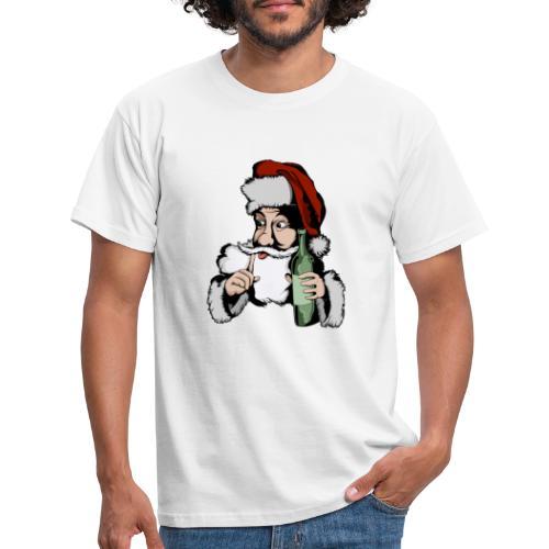 Père Noël Arrive - Santa is coming - T-shirt Homme