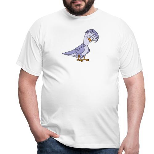 Taube von dodocomics - Männer T-Shirt