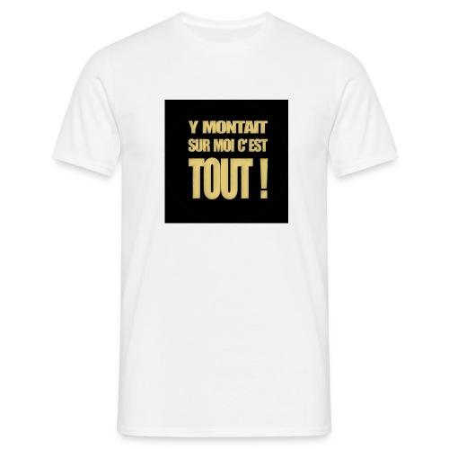 badgemontaitsurmoi - T-shirt Homme