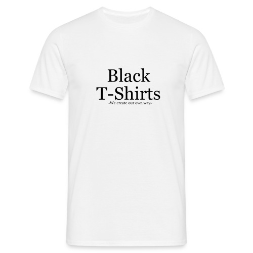 BTS 101 - Men's T-Shirt