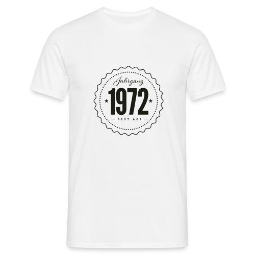 Jahrgang 1972 Best Age - Männer T-Shirt