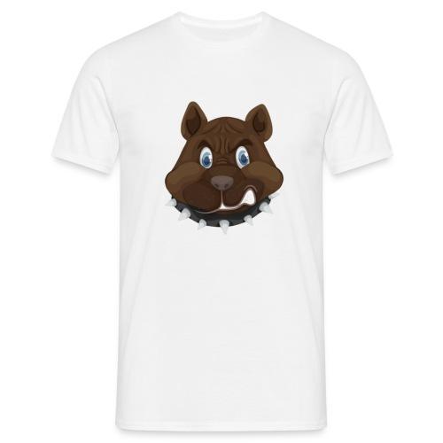 PERRO ENFADADO - Camiseta hombre