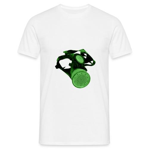 gas mask 2 - Men's T-Shirt