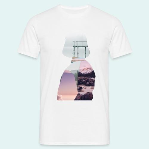 Back - Herre-T-shirt