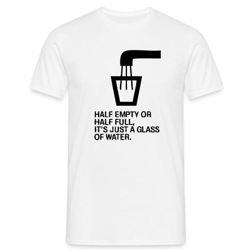 vatten - T-shirt herr