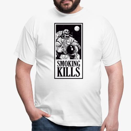 Smoking Kills - Herre-T-shirt