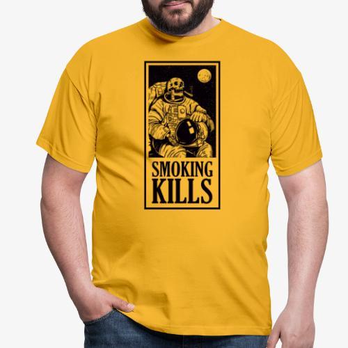 Smoking Kills - Herre-T-shirt
