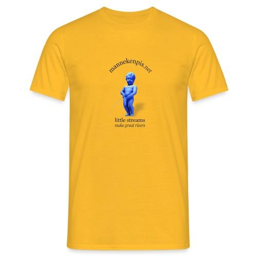 EUROPE ♀♂ | mannekenpis マヌカンピス - T-shirt Homme
