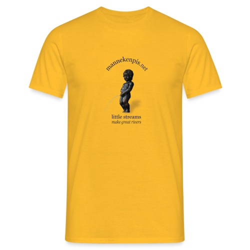 BXL ♀♂ | mannekenpis - T-shirt Homme