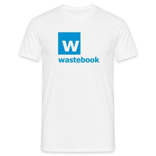 wastebook - Männer T-Shirt