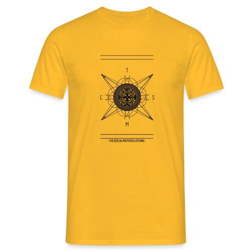 DE PIONEER - Mannen T-shirt