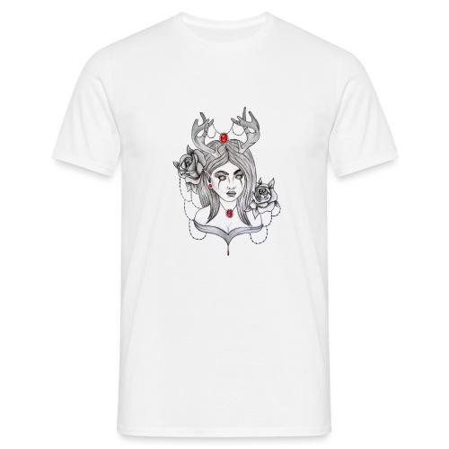 Articles personnalisés femme démon - T-shirt Homme