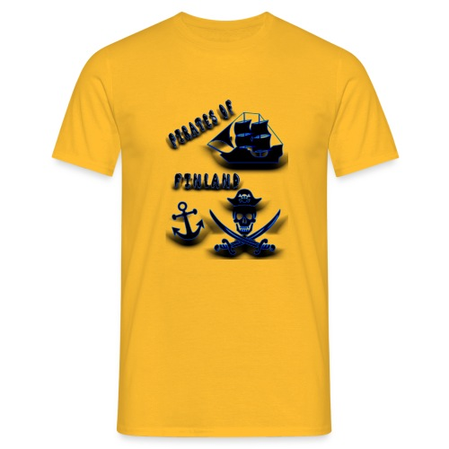 Pirates - Miesten t-paita