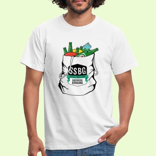 SSBG STARTER BAG - Miesten t-paita