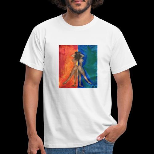 gemini - T-shirt herr