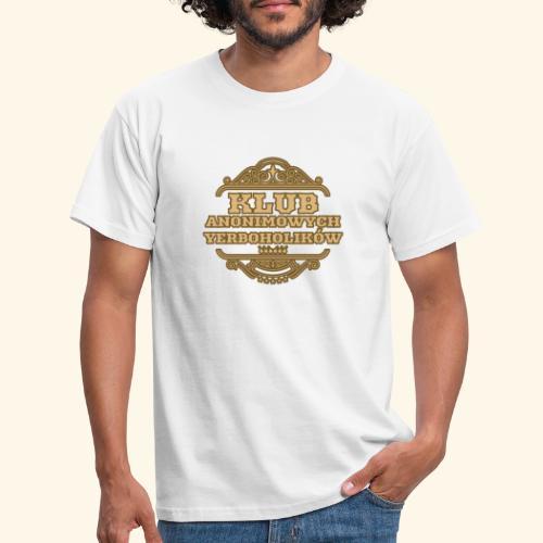 Klub Anonimowych Yerboholików - Koszulka męska