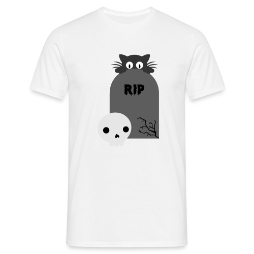 Dark But Cute - Men's T-Shirt