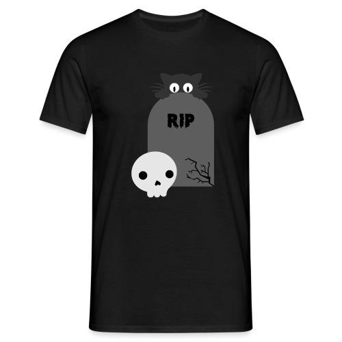 Dark But Cute - Men's T-Shirt