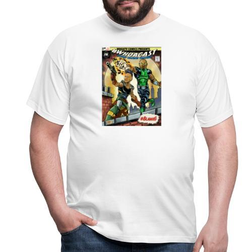 WHOACAST - Men's T-Shirt