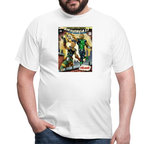 WHOACAST - Men's T-Shirt