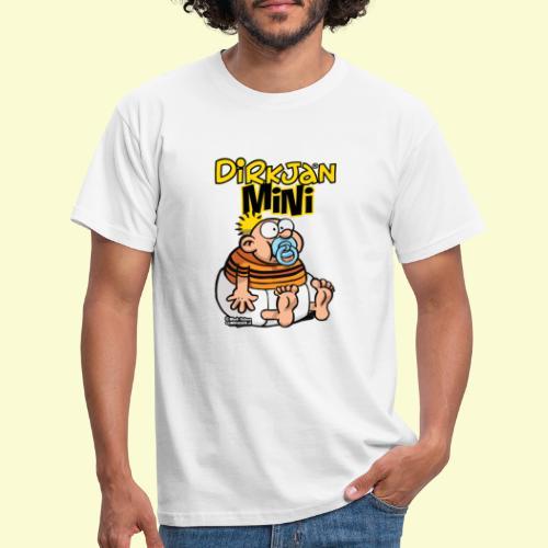 DirkjanBaby - Mannen T-shirt