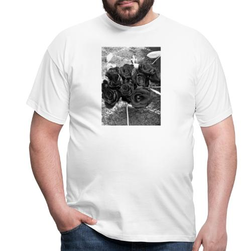 Roses - Herre-T-shirt