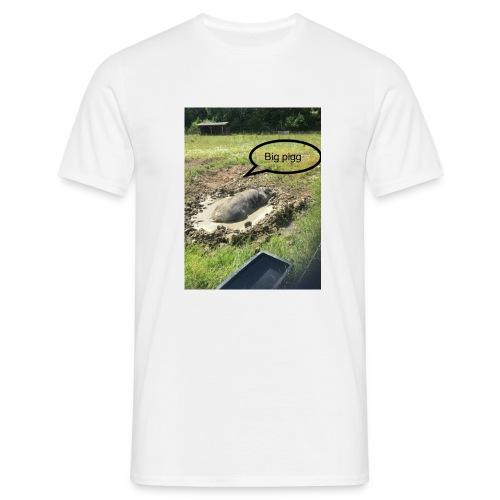 Jeppe - T-shirt herr