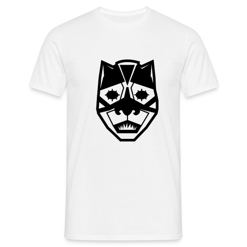 Mask Black - Maglietta da uomo