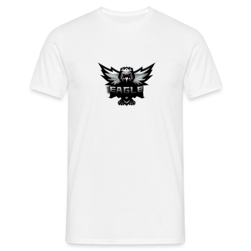Eagle merch - Herre-T-shirt