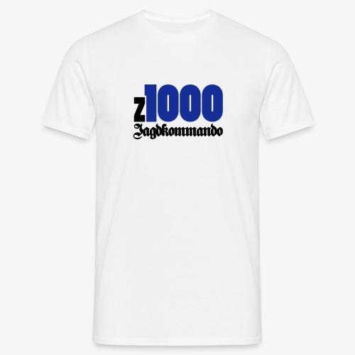 z1000 Jagdkommando - Männer T-Shirt