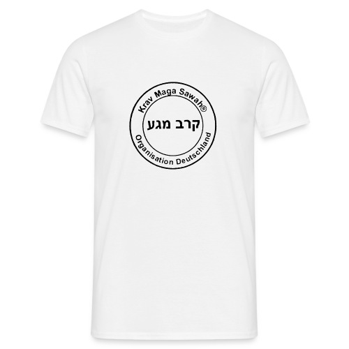 Krav Maga Sawah Organisation Deutschland - Männer T-Shirt