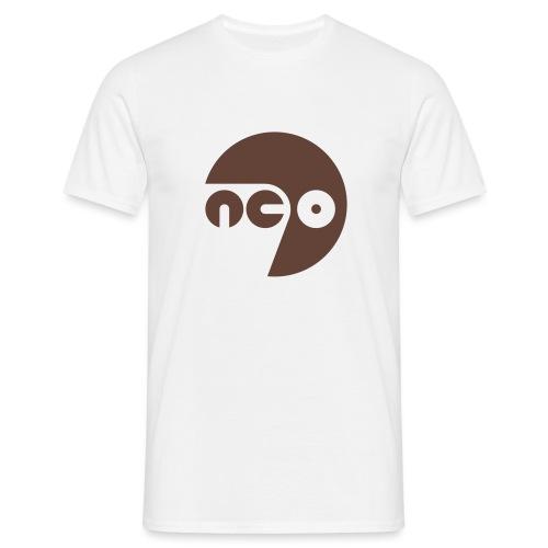 neo7 logo color - Männer T-Shirt