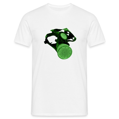 gas mask 2 - Men's T-Shirt