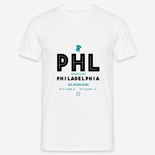 Philadelphia o mai più! - Maglietta da uomo