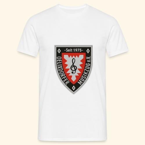 MZ Wappen 2 - Männer T-Shirt