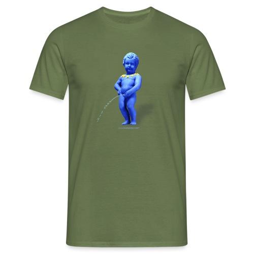 EUROPA mannekenpis ♀♂ | Enfant - T-shirt Homme